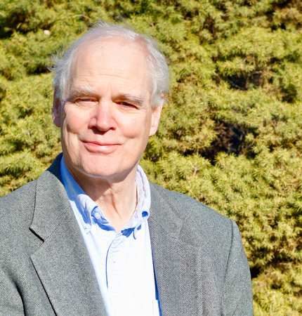 Photo of Andrew Clements