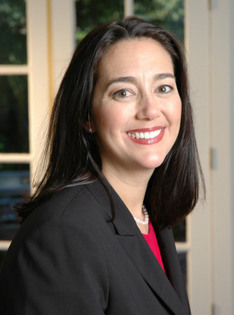 Photo of Erin Gruwell