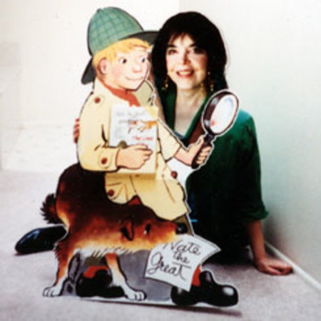 Photo of Marjorie Weinman Sharmat