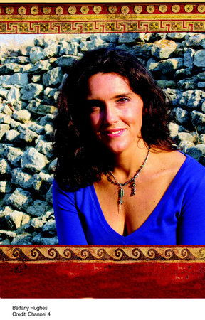 Photo of Bettany Hughes