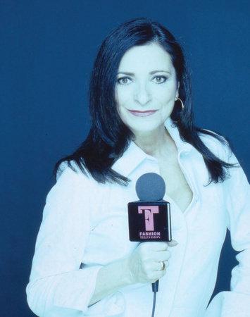 Photo of Jeanne Beker