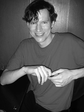 Photo of Rob Sheffield