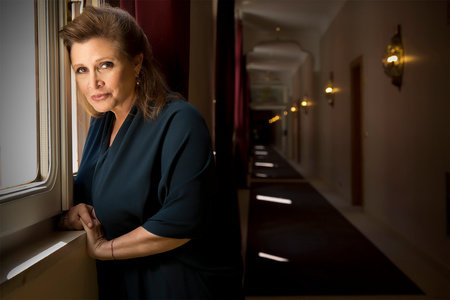 Photo of Carrie Fisher