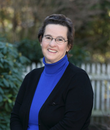 Photo of Alice D. Domar