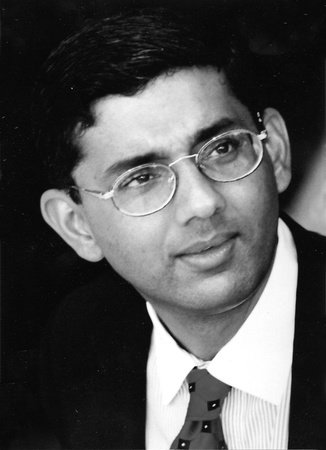Photo of Dinesh D'Souza