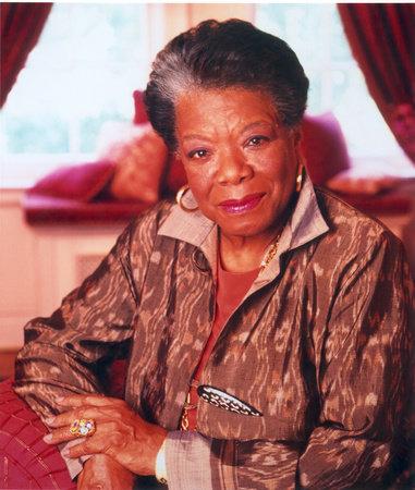 Photo of Maya Angelou