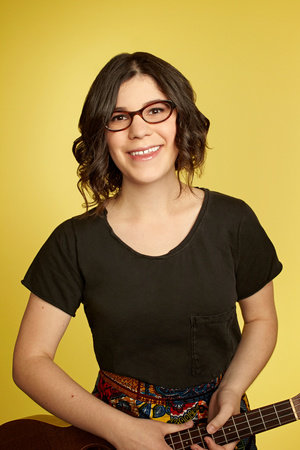 Photo of Rebecca Sugar