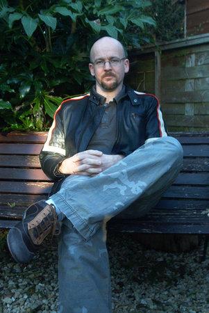 Photo of Tim Lebbon