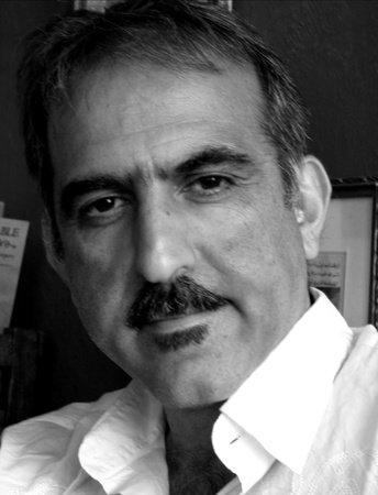 Photo of Behzad Yaghmaian