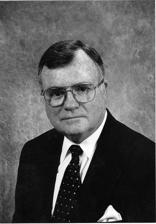 Photo of Bernard E. Trainor