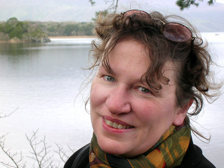 Photo of Siobhan Dowd