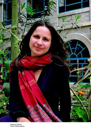 Photo of Stephanie Saldana