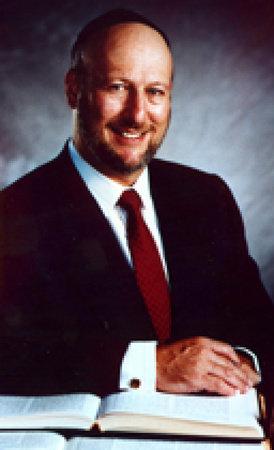 Photo of Rabbi Daniel Lapin