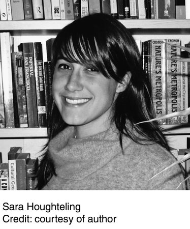 Photo of Sara Houghteling