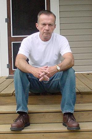 Photo of Donald Ray Pollock