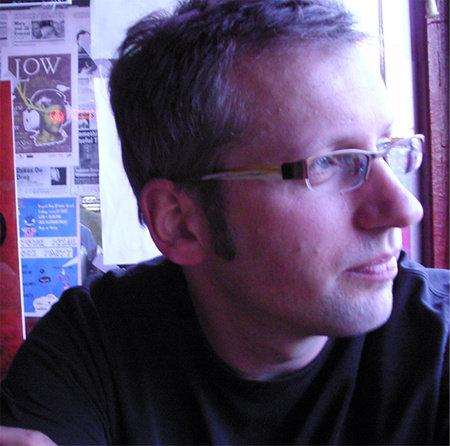 Photo of Geoff Herbach