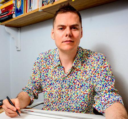 Photo of David Heatley