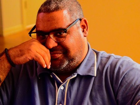 Photo of Chris Abani