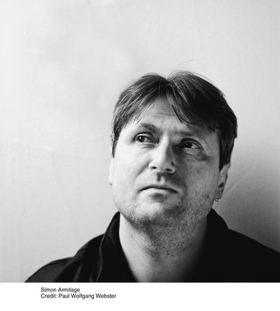 Photo of Simon Armitage