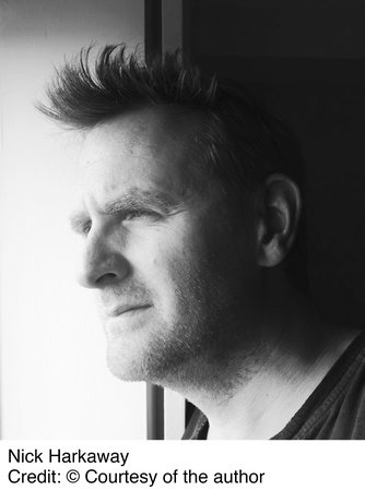 Photo of Nick Harkaway