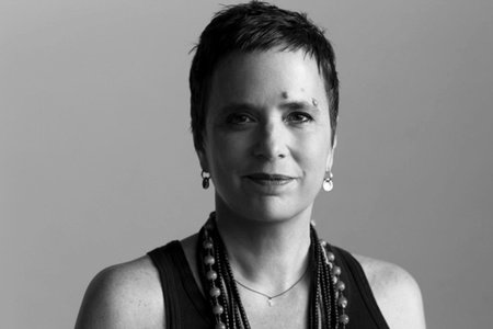 Photo of Eve Ensler