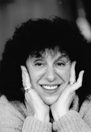Photo of Elaine Feinstein