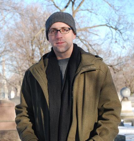 Photo of Daniel Kraus