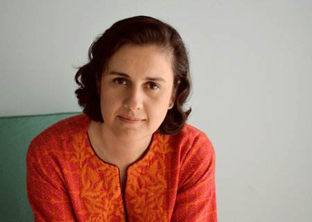 Photo of Kamila Shamsie