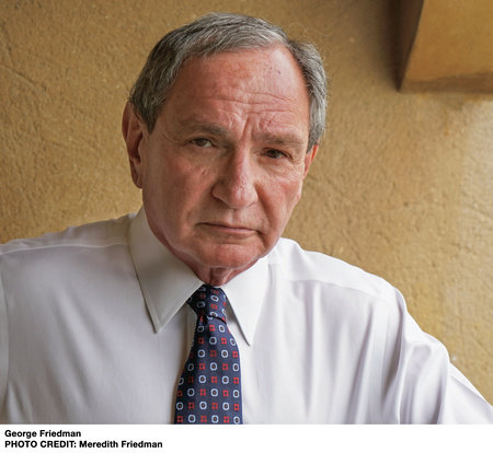 Photo of George Friedman
