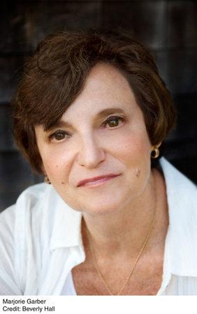 Photo of Marjorie Garber