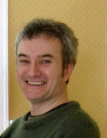 Photo of Peter Bently