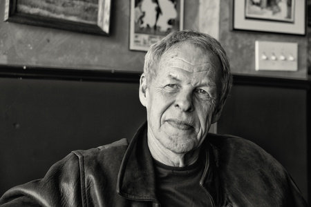 Photo of Linden MacIntyre
