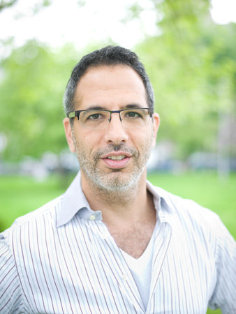 Photo of Yotam Ottolenghi