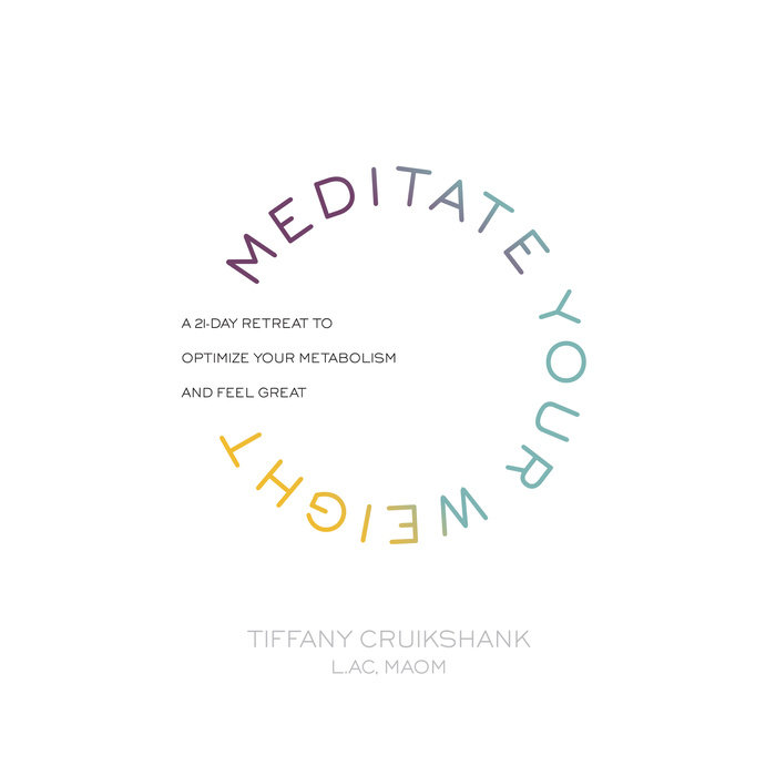 Meditate Your Weight Cover