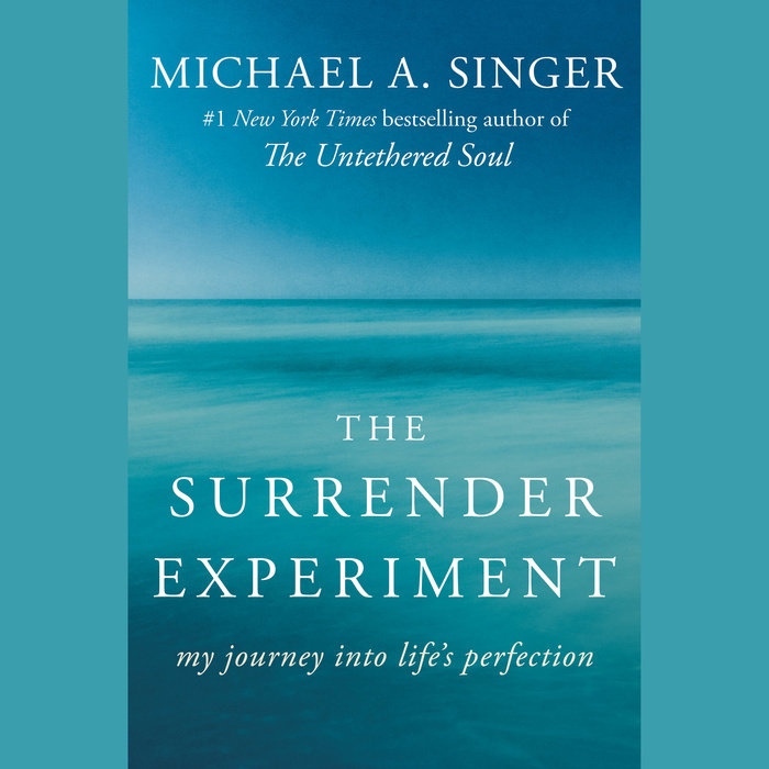 The Surrender Experiment Cover