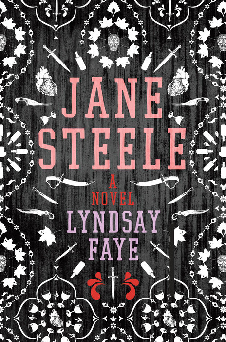 Jane Steele Cover