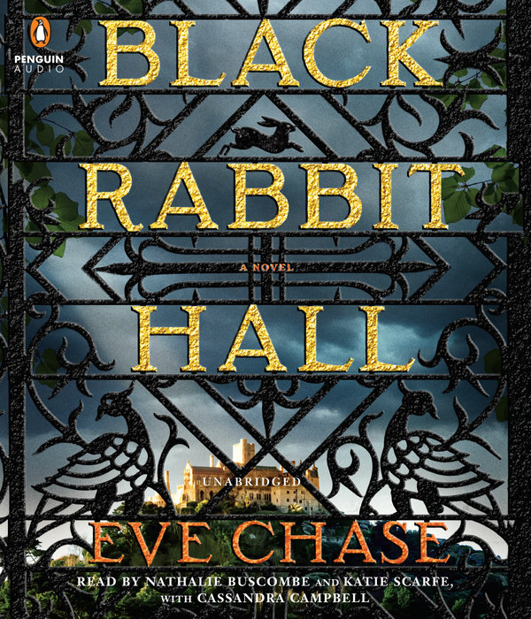 Black Rabbit Hall Cover