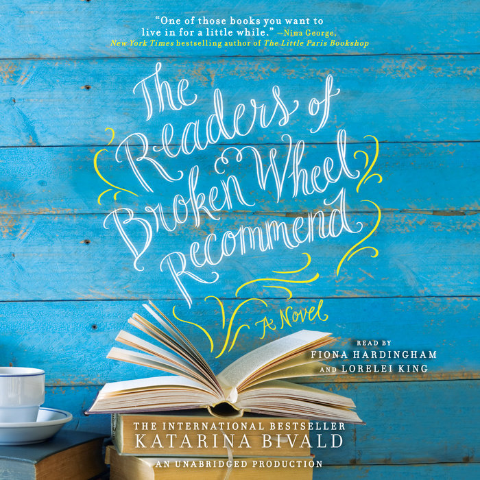The Readers of Broken Wheel Recommend Cover