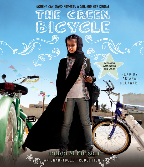 The Green Bicycle Cover