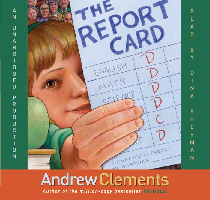 The Report Card Cover