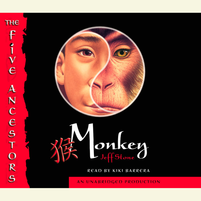 The Five Ancestors Book 2: Monkey Cover