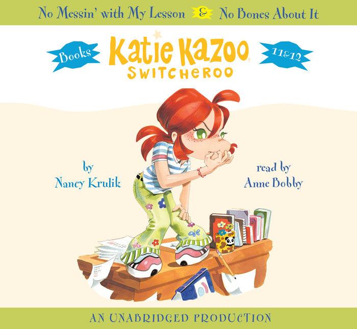 Katie Kazoo, Switcheroo: Books 11 & 12 Cover