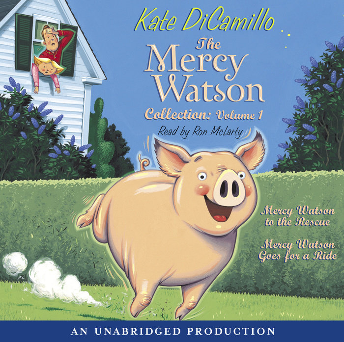 The Mercy Watson Collection Volume I Cover