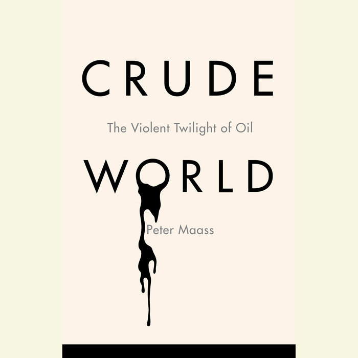 Crude World Cover