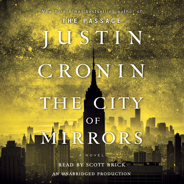 The City of Mirrors Cover