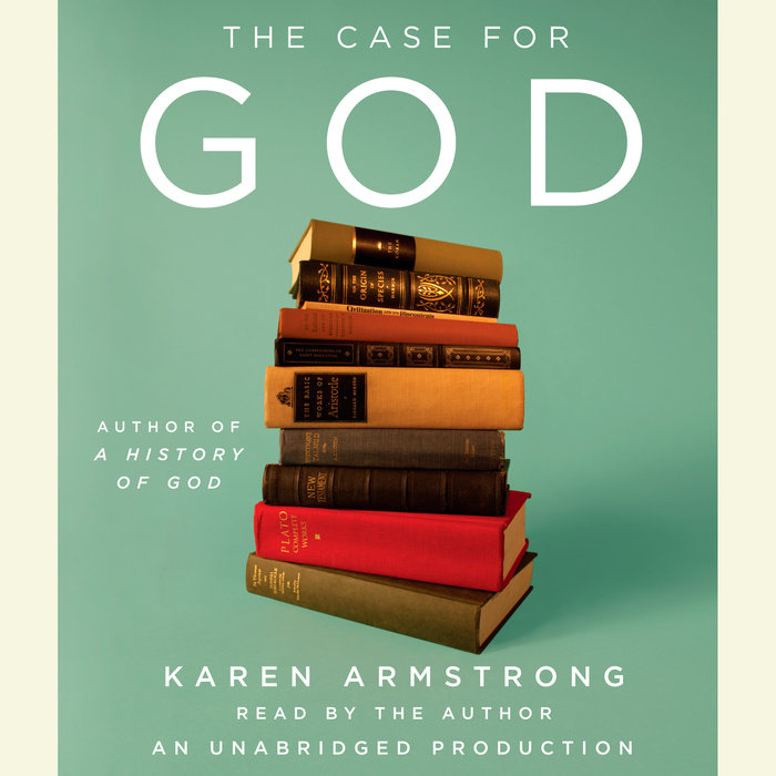 The Case for God Cover