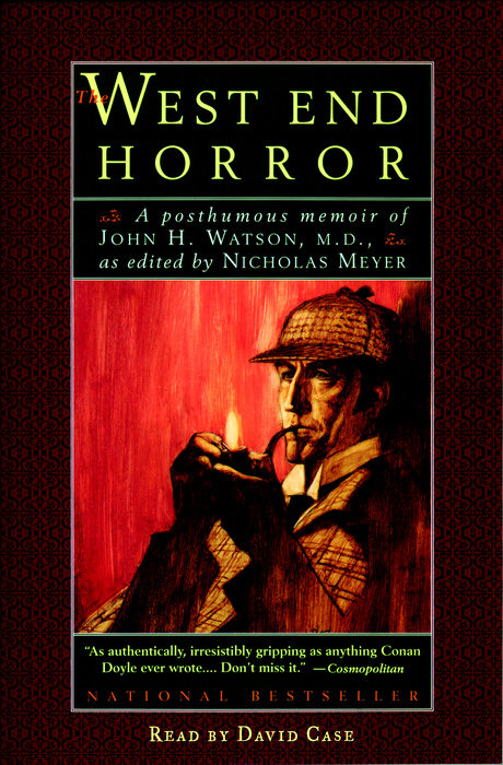 The West End Horror Cover