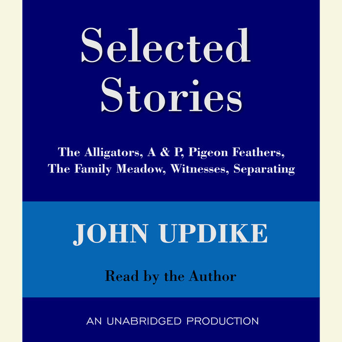 Selected Stories Cover