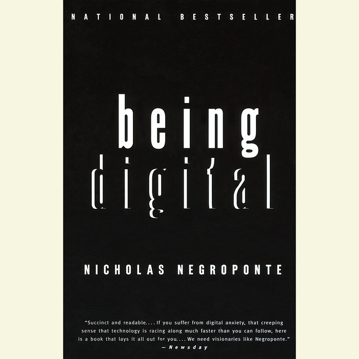 Being Digital Cover