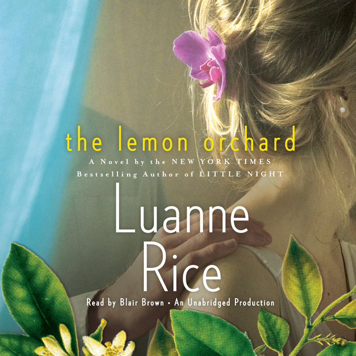 The Lemon Orchard Cover